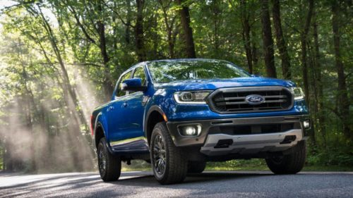 Ford is recalling select 2020 Ranger, F-150, and Expedition models to fix a broken gearshift clip