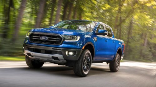 Ford Performance gives the Ranger a mild power boost