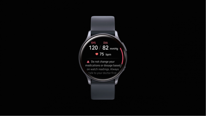 Samsung brings blood pressure monitoring to the Galaxy Active 2