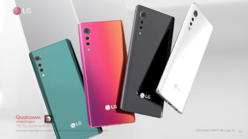 LG Velvet release date is May 7 and it's likely landing as an LG G9 replacement