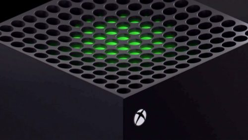 Does the Xbox Series X logo drop a massive Series S hint?