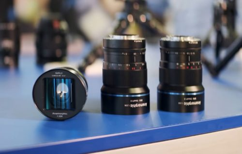 Affordable anamorphic: hands-on with the Sirui 50mm F1.8 1.33x