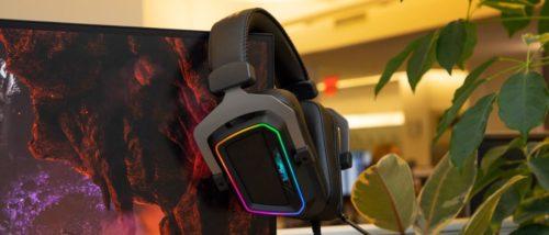 Patriot Viper V380 Gaming Headset Review: RGB Meets Virtual Surround
