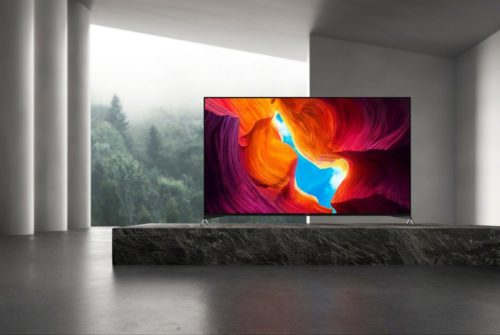 Sony's flagship XH95 4K TV is now on sale