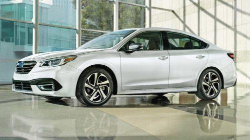 2020 Subaru Legacy XT Review: Better Beneath The Surface