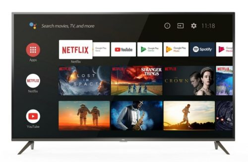TCL's newest 4K Android TVs come with Freeview Play