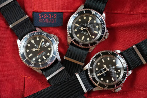 No One Scuba Dives With Vintage Rolex Submariners. We Did Anyway