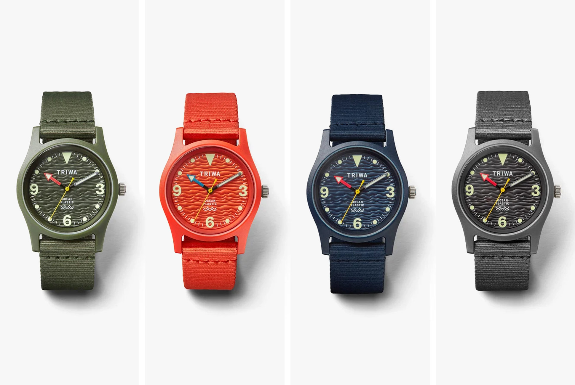 This Affordable Surfing Watch Is Made from Upcycled Ocean Plastic