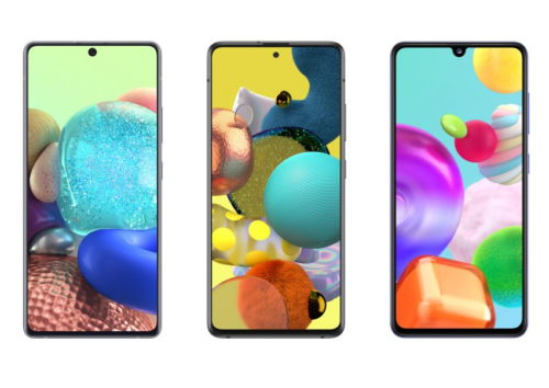 Samsung lowers 5G entry level with new Galaxy A-Series line-up