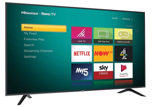 Hisense R50B7120UK Roku TV review