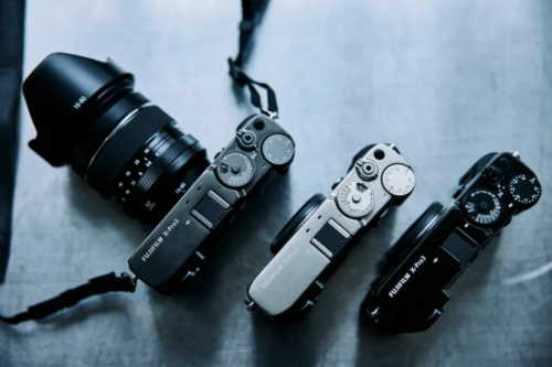 We're Talking Fujifilm, Olympus, Film Cameras and Canon Tonight! Join Us!