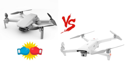 Xiaomi Fimi X8 SE 2020 Edition VS DJI Mavic Mini: Best Under $400 drone?