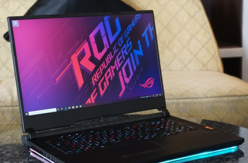ASUS ROG Strix SCAR 17 Hands-On