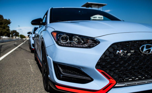2021 Hyundai Veloster Review