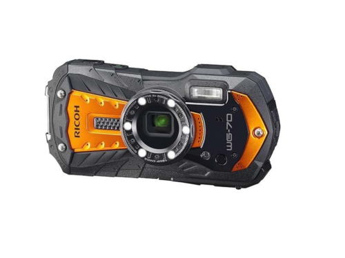 Ricoh WG-70 Review