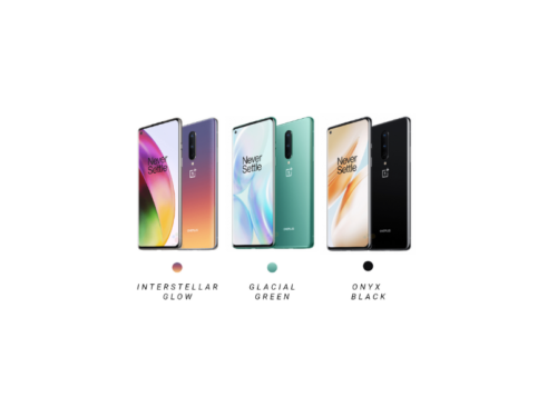 OnePlus 8 and 8 Pro Official Renders are Filtered In Three Colors