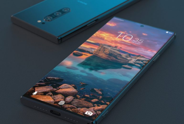 Sony Xperia 5 II: New renders of Sony's upcoming compact flagship are breathtaking