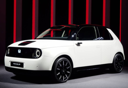 Honda and GM team on two new EVs: Honda design, GM platform