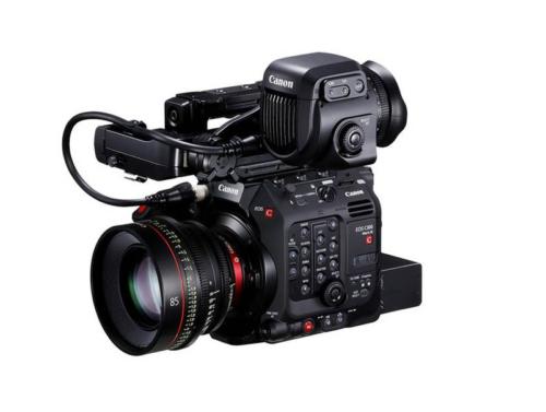 Canon Cinema EOS C300 Mark III & 25-250mm Lens Announced