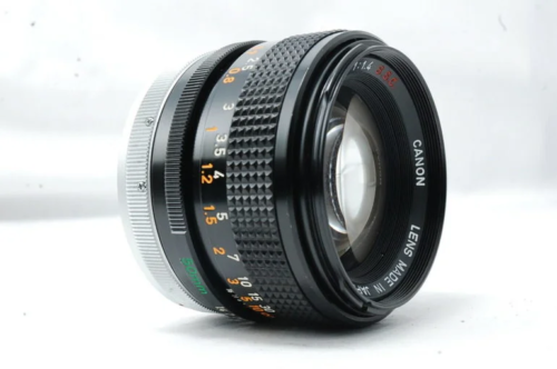 7 Amazingly Affordable But Awesome Canon FD Lenses to Drool Over