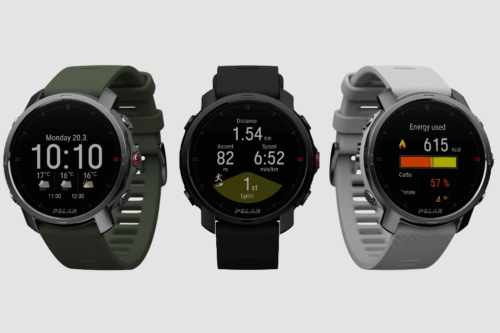 Polar Grit X is an endurance watch for those that own the trails