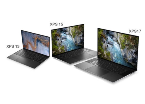 Leaked Dell XPS 15 9500 photos confirm design overhaul; eight new Latitude laptops revealed too