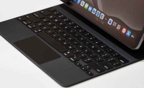 Apple Magic Keyboard for iPad Pro Review: Your fingers will thank you