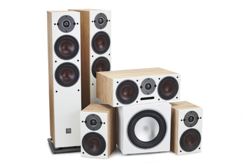 How to combine stereo and surround sound in one AV system