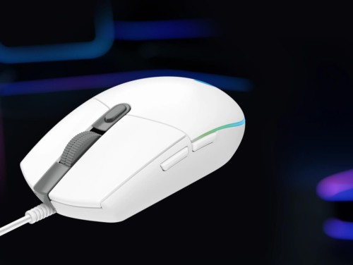 The new Logitech G G203 LIGHTSYNC gaming mouse is here