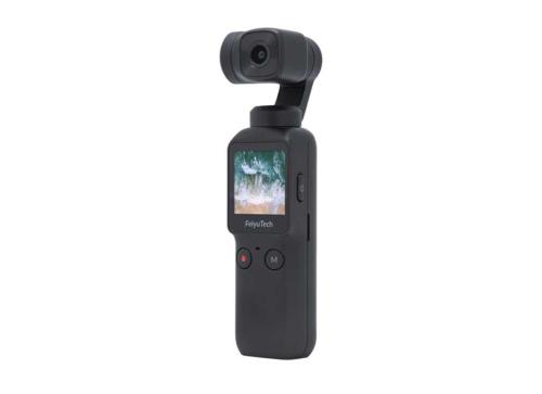 Feiyu Pocket Review – 6-axis Handheld Gimbal Camera