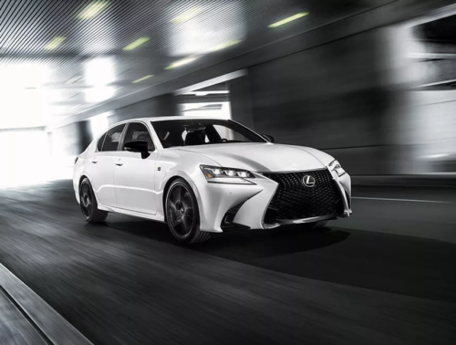 Lexus GS Is Dead, Special-Edition Model Bids Farewell for 2020