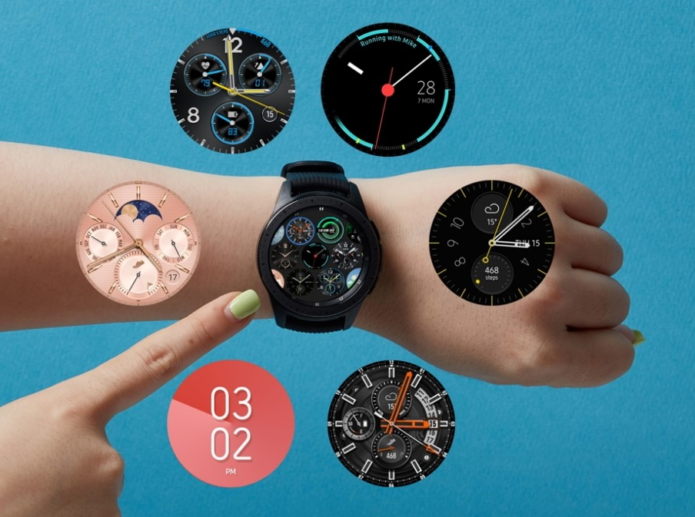A new leak hints at the launch of a 2020 Samsung Galaxy Watch