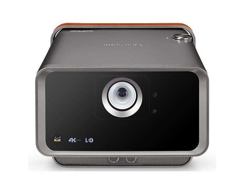Viewsonic X10-4KE Portable 4K DLP Projector Review
