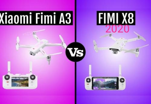 Xiaomi FIMI X8 2020 Vs Xiaomi FIMI A3: Is the FIMI X8 2020 worth buying for $349.99?