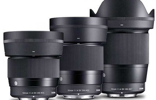 Sigma 16mm, 30mm and 56mm F1.4 DC DN C for Canon Review