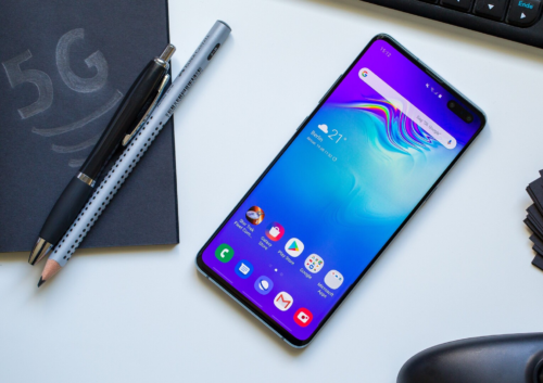 Hands on with One UI 2.1 on the Samsung Galaxy S10 series