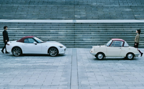 WHITE-ON-RED MAZDA 100TH ANNIVERSARY SPECIAL EDITIONS ON THE WAY