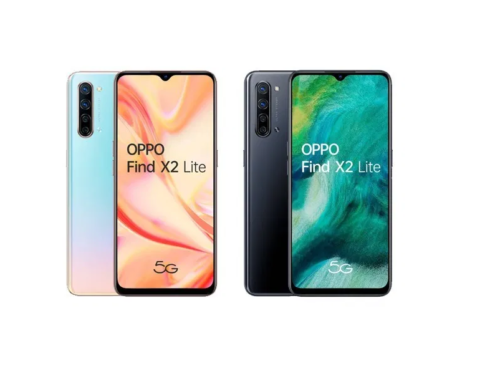 OPPO Find X2 Lite 5G key specs and renders surface online