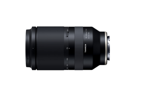 Tamron's 70-180mm F2.8 lens should ship in mid-May for $1,199
