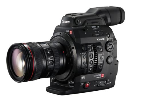 Canon EOS C300 Mark III Camcorder & CN10-25mm Lens Coming Soon