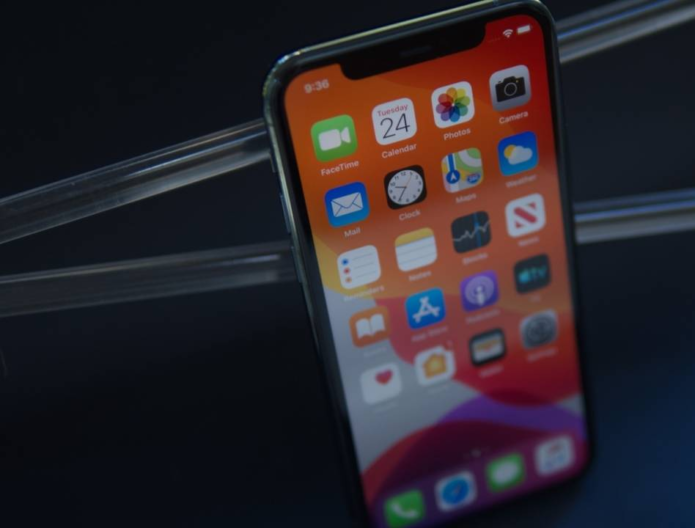 iPhone 12 leak points to smaller notch and Home screen widgets
