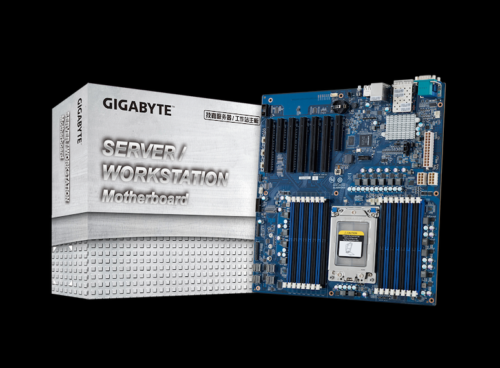 GIGABYTE MZ31-AR0 Motherboard Review: EPYC with Dual 10G