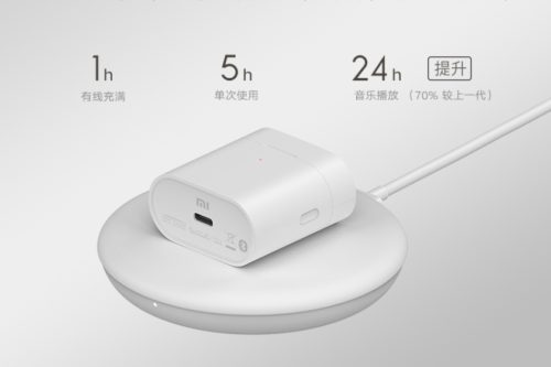 Xiaomi launches Mi Air 2S, TWS earbuds with 24hr battery life