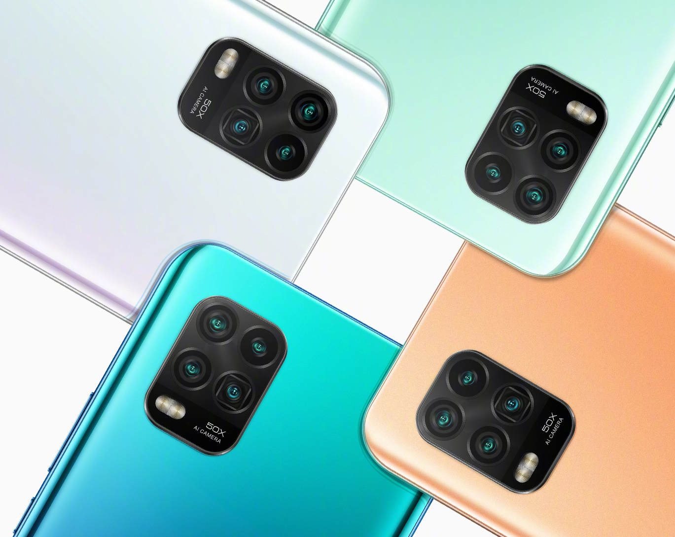 Xiaomi zooms in: Mi 10 Youth Edition with 50x periscope camera and MIUI 12 landing on April 27