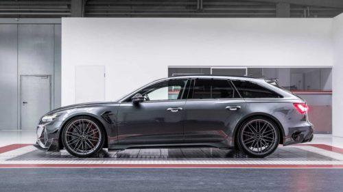 ABT Sportline's RS6-R is an Audi RS6 Avant on steroids