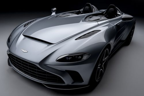 Aston Martin V12 Speedster Offers Visceral No Roof, No Cockpit Driving Thrills