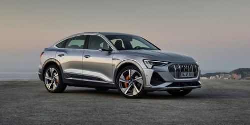 2020 Audi E-Tron Sportback First Drive Review: Slimmer, But Heavy
