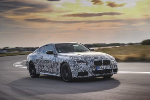 Details of next BMW 4 Series Coupe released