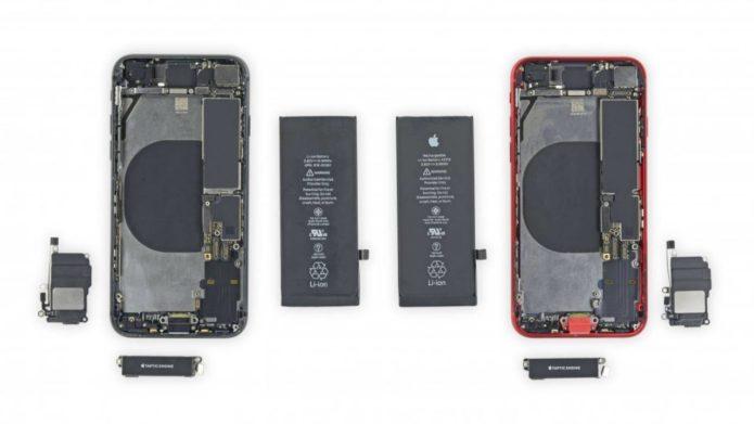 iPhone SE 2020 iFixit teardown reveals iPhone 8 interchangeable parts