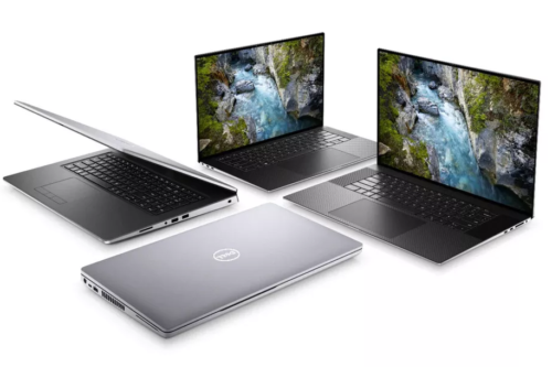 Dell accidentally reveals new XPS 15 and XPS 17 laptops